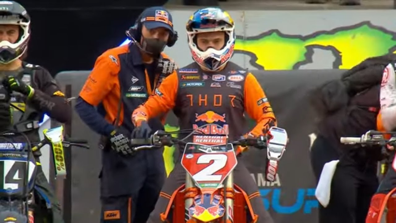 450SX Highlights from Salt Lake City
