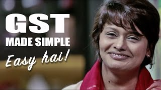 GST made simple | Goods and Services Tax Bill | Pallavi Joshi