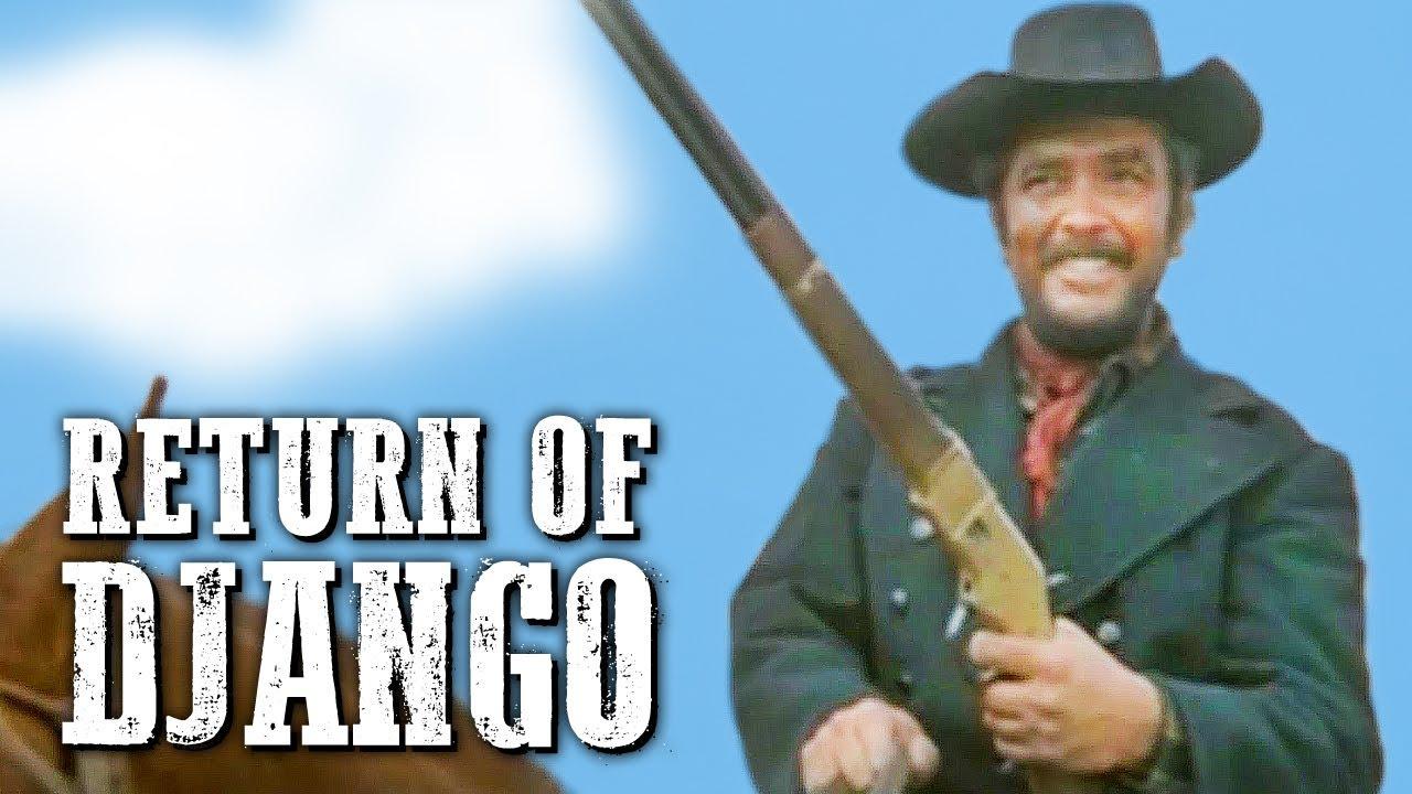 Download Return of Django   OLD WESTERN MOVIE   Spaghetti Western   Full Length Film   Wild West