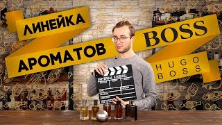 Мужские ароматы Hugo Boss. Обзор парфюмерии от Духи.рф