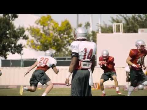 2015 Fall Camp - Daniel Henry UNMasked