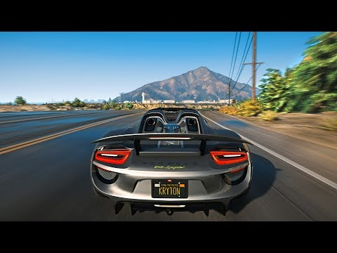 GTA V NEXT-GEN Graphics 2017 | Project...