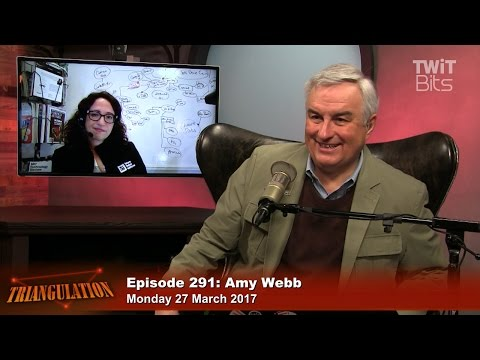 Amy Webb and the Future Today Institute: Accurately Predicting the Future