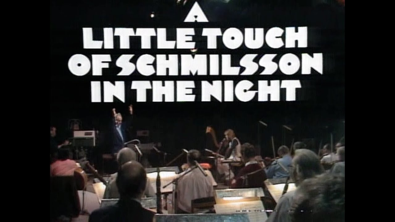 Harry Nilsson In Concert A Little Touch Of Schmilsson In The Night
