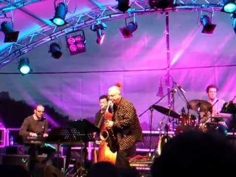 Maurizio Giammarco 4tet - The Sermon, The Flight - Torino Jazz Festival (Fringe) 2013
