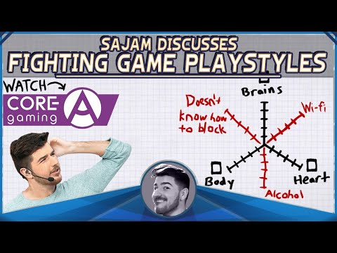 Sajam Discusses Laugh's Theory On Types Of Fighting Game Playstyles