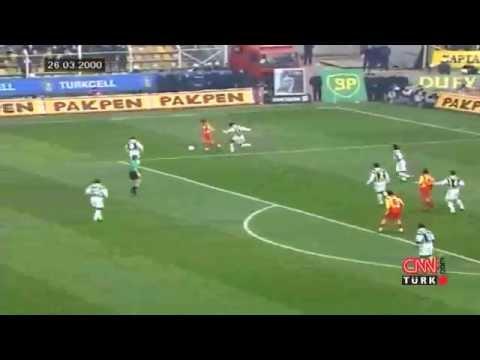 26.03.2000 Galatasaray-Fenerbahçe HD Özet (Samuel Johnson)