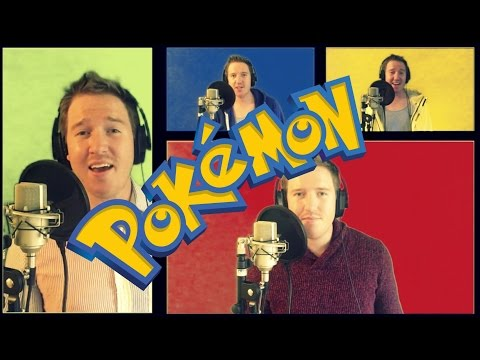Pokemon Theme (a capella)