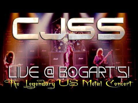 CJSS Live at Bogarts 12/31/86