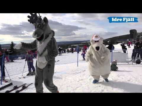 Travel Guide Idre, Sweden - Wintertime on Idre Fjall, Sweden