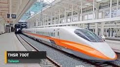 Top 10 des train les plus rapides du monde 2018