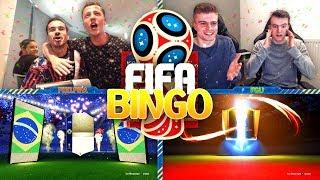 FIFA 18 WORLD CUP : OMG ALLES GESCHAFFT IM FIFA BINGO !! 🔥🔥🔥