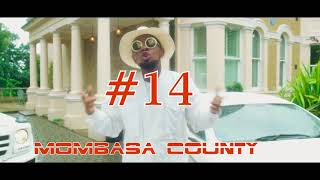 Mombasa County Vol 14 Intro - VJ CHRIS