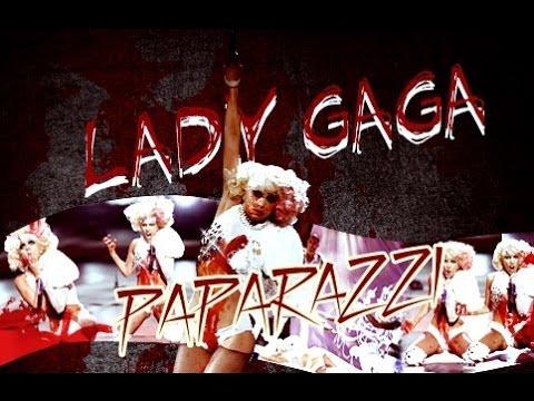 "Lady Gaga - VMA 2009 ""Paparazzi"" (HD)"