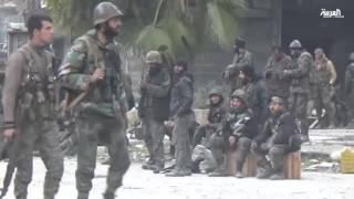 شرق حلب على وشك السقوط بأيدي النظام وحلفاؤه
