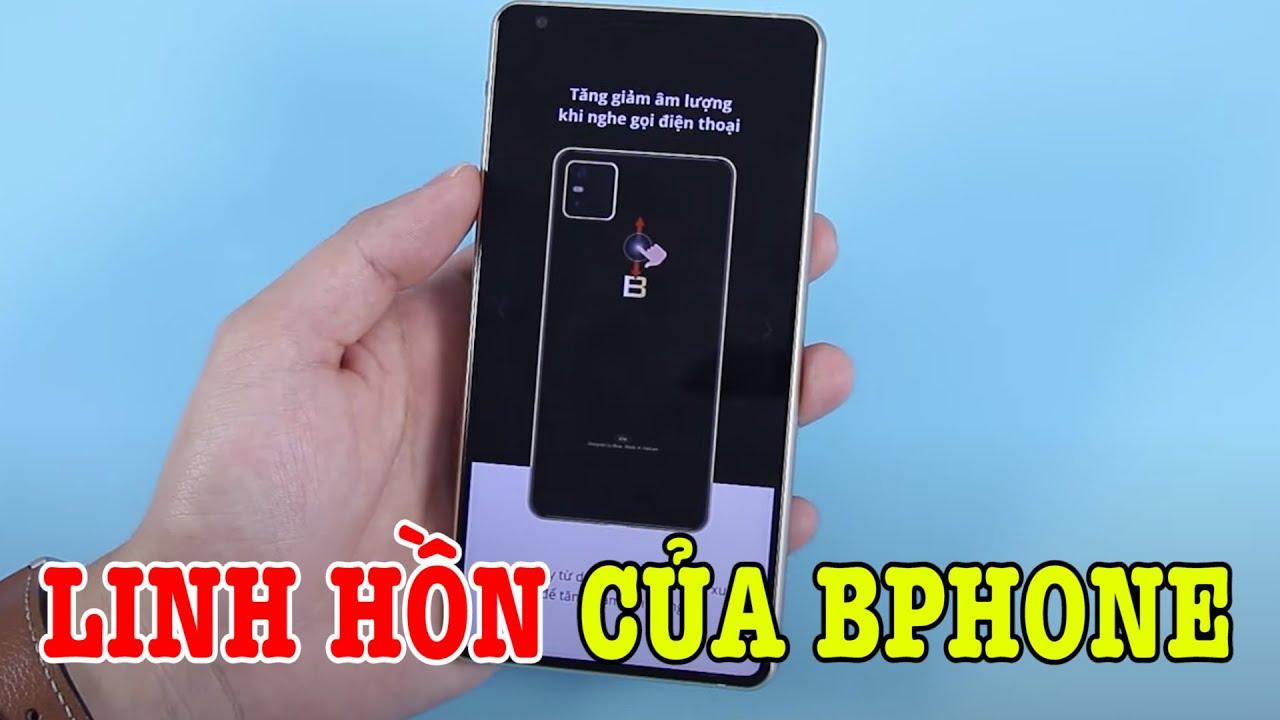 BOS 8.6 chính là LINH HỒN của Bphone B86