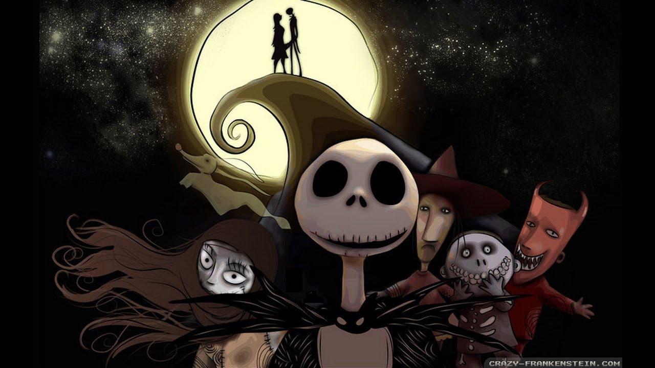 Marilyn Manson: This is Halloween (lyrics) - YouTube