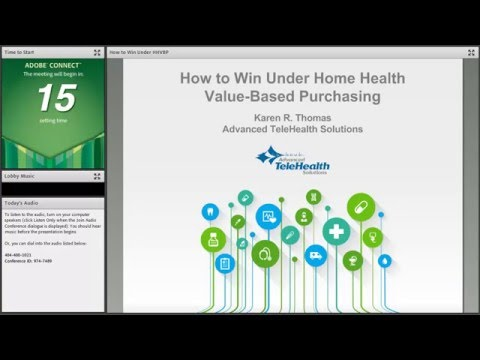 How to Win Under Home Health Value Based Purchasing