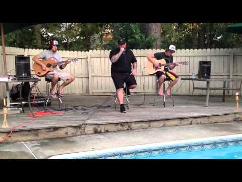 Parabelle The Pursuit Live Acoustically at Roger's