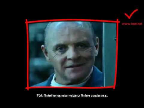 Turk Filmi Replikleri Yabanci Filme Uygulanirsa