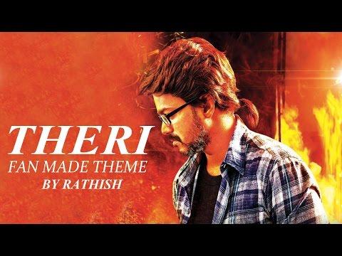 Theri - Vijay 59 | Fan Made Theme Music | By Rathish