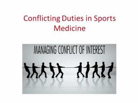 medico legal aspects of sports medicine .wmv