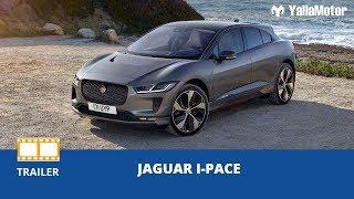 Jaguar I-Pace | YallaMotor.com