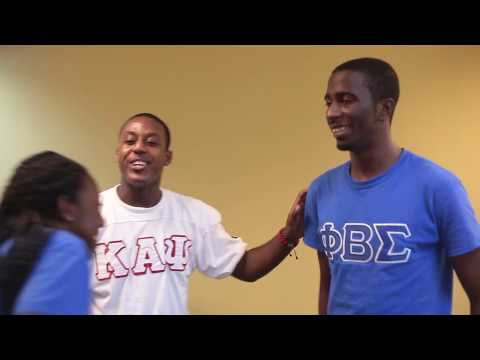 University of The Bahamas - Greek Leadership Retreat 2016