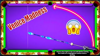 8 Ball Pool Venice Madness - Insane Trick \u0026 Kiss Shots