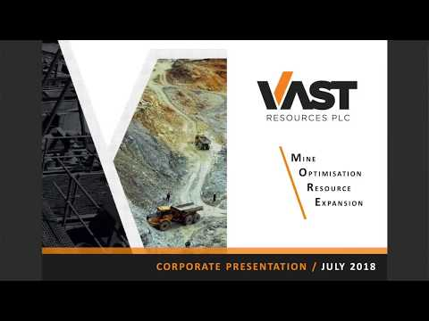 Vast Resources Investor Presentation By Andrew Prelea And Q&A