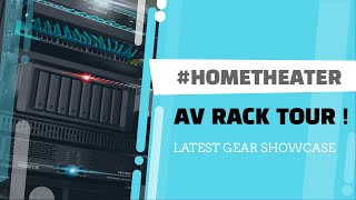 home theater tour av rack 2020 pioneer sanus av rack klipsch speakers lifx plex wifi linksys setup