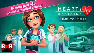 Heart's Medicine - Time to Heal (By GameHouse) - iOS / Android - Gameplay Video
