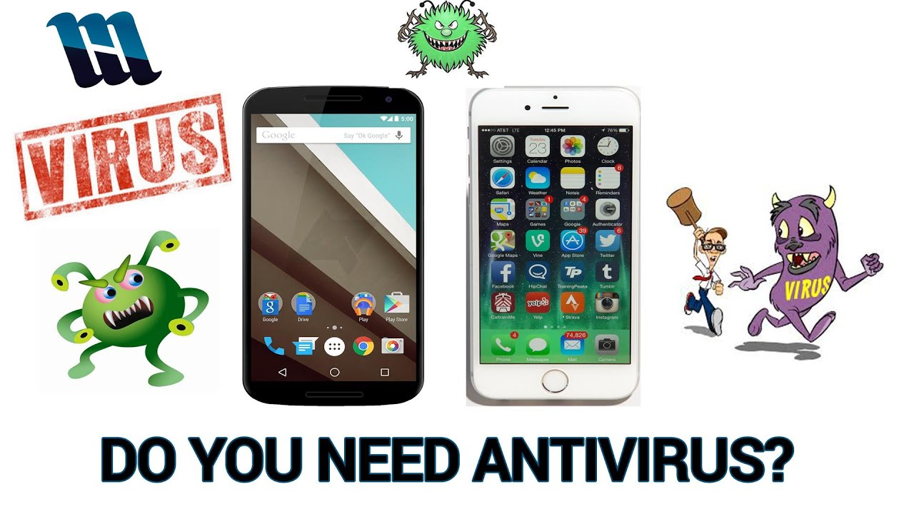iphone virus protection do you need antivirus software for your android or iphone 12439