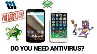 видео iPhone антивирус