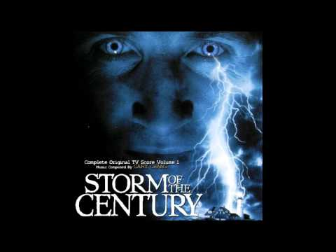 Gary Chang - Storm Of The Century (Original Soundtrack) (CD1) (1999)