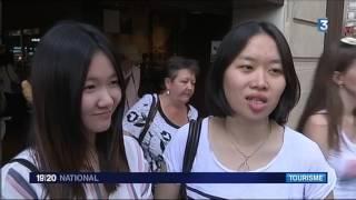 La manne des touristes chinois en France