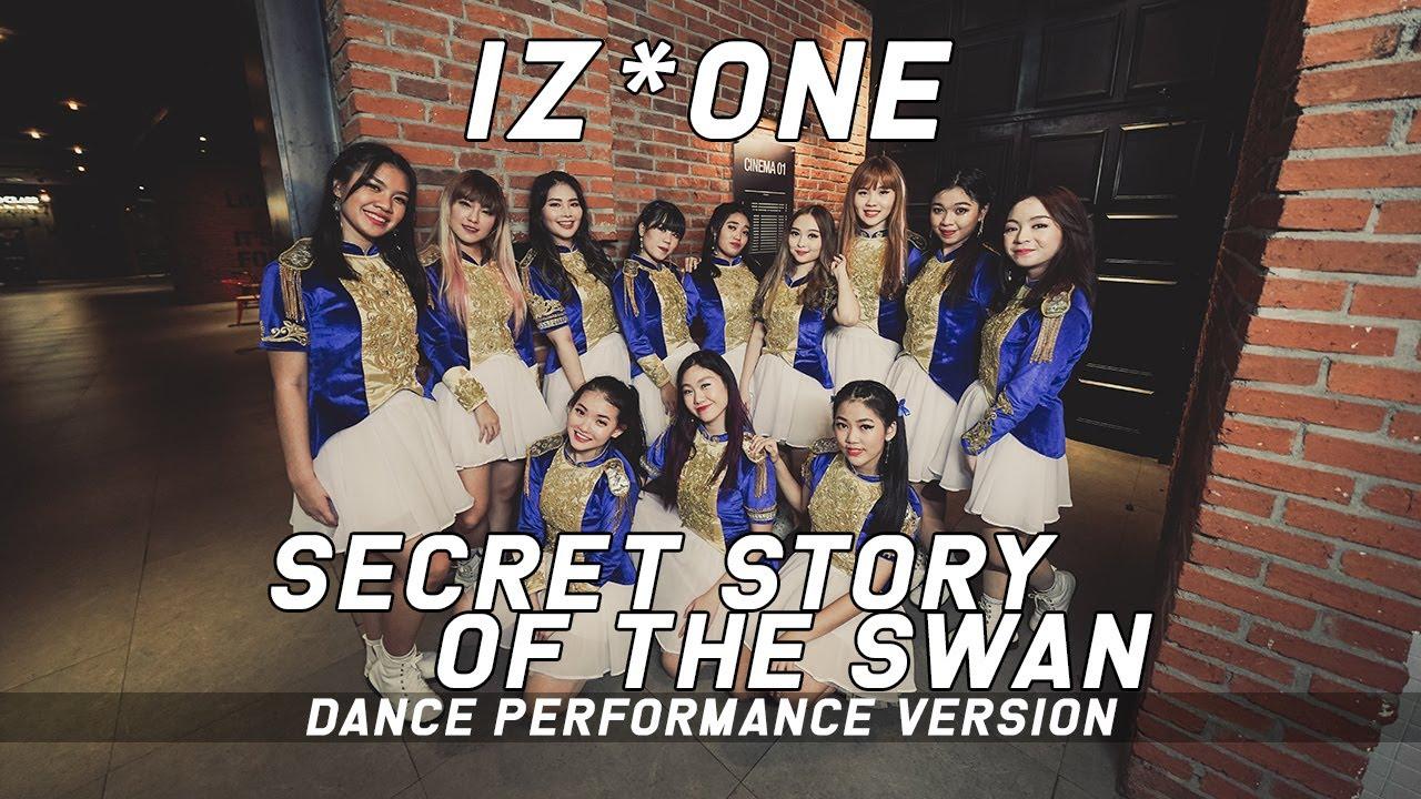 IZ*ONE (아이즈원) - SECRET STORY OF THE SWAN DANCE COVER DANCE PERFORMANCE VER.