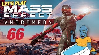 Salarian Ark Mission - Mass Effect Andromeda PC Gameplay - Let's Play: Part 66