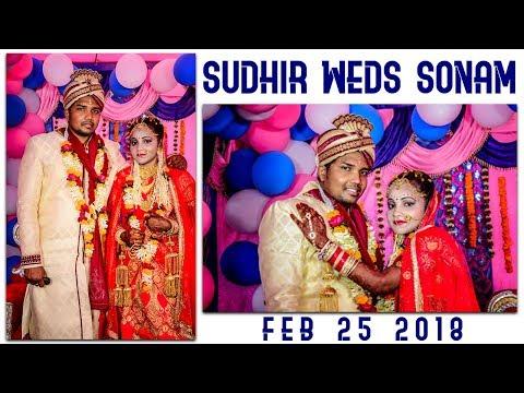 Best Santali wedding highlight Video 2018 | SUDHIR & SONAM