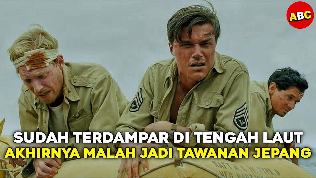 HABIS NGEBOM JEPANG MALAH JADI TAWANAN PERANG   Alur Cerita Film Unbroken