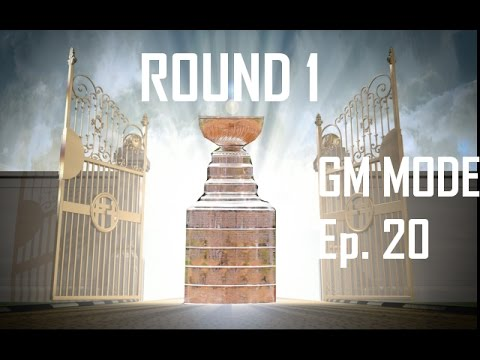 JUST THE CAPS - ROUND 1 - NHL 17 - GM Mode Commentary - Philadelphia Flyers Ep. 20