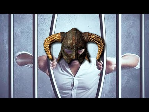 Тайна Тюрьмы в Skyrim!