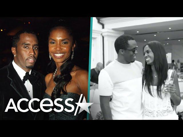 Sean 'Diddy' Combs' Tribute To Kim Porter For Birthday