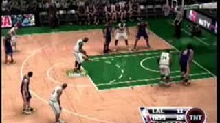 NBA 09 The Inside Demo