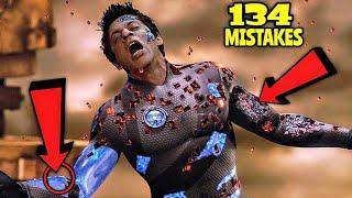 """134 Mistakes In Ra.One - Many Mistakes In """"Ra.One"""" Full Hindi Movie - Shahrukh Khan, Kareena Kapoor"""