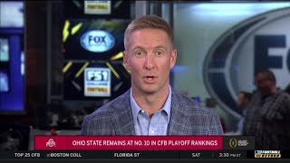 How Does CFP Committee Value Ohio State? | Big Ten Football