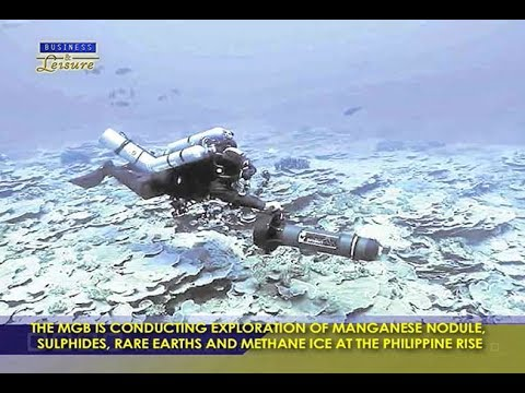 Mineral Exploration at Philippine Rise   Bizwatch
