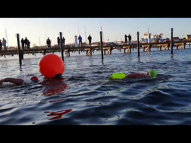 6.2.21 DM i issvømning 19.1.20, Gilleleje, 1000 fri