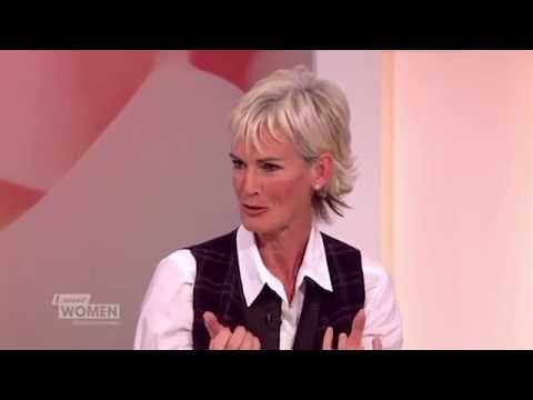 Judy Murray On Letting Andy Go | Loose Women