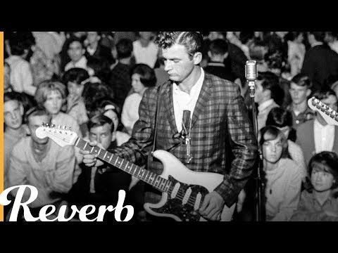 "Dick Dale ""Misirlou"" on Guitar 